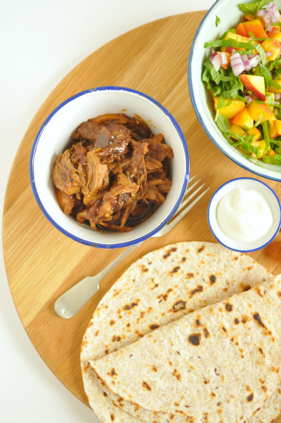 Spicy-ginger-ale-pulled-pork-tacos