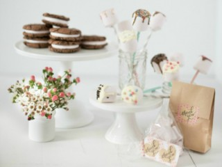 brownie cookies and marshmallow pops2