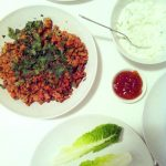 indian-chicken-lettuce wraps